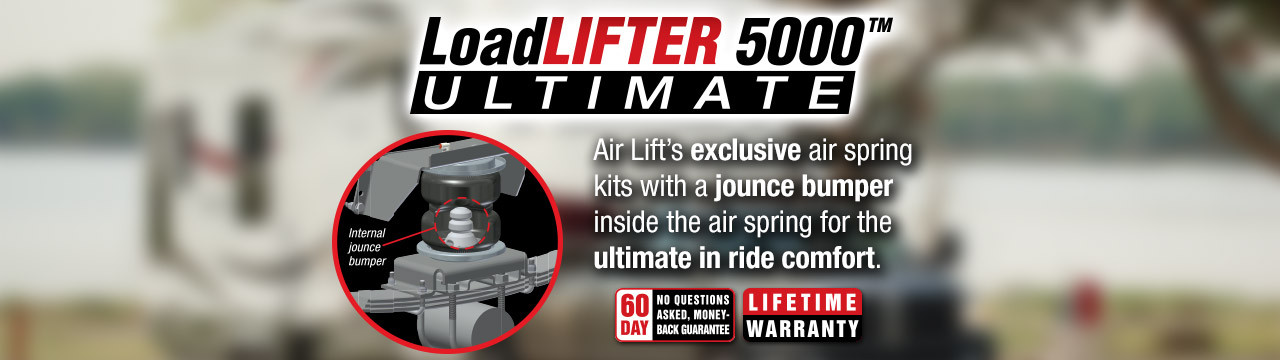 air lift ultimate 5000 spring suspension